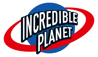 Incredible Planet-Logo