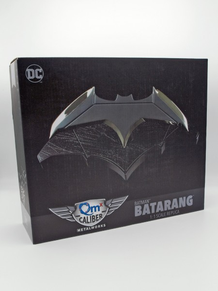 Quantum Mechanix Batman's Batarang 1:1 Replika (Bild 2)