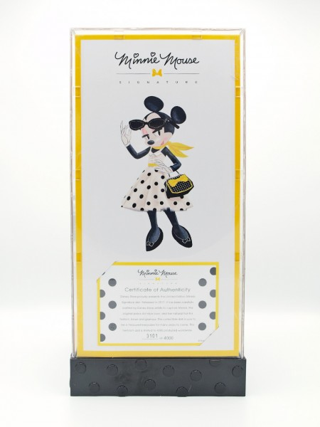 Disney Minnie Mouse Doll Limited Edition 2017 (Bild 5)