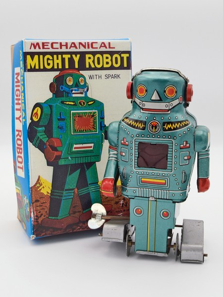 Nogushi Mighty Robot (Bild 1)