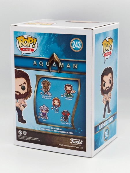 Funko Pop! Heroes: Arthur Curry (Shirtless) (Bild 3)