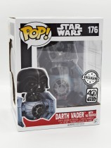 Funko Pop! Star Wars: Darth Vader mit TIE Fighter