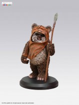 Attakus Star Wars Elite Collection Statue Wicket